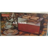 Brownee 4 Slice Toaster@50%Off Seen on TV Price Rs.2799/+Eye Cool Mask -To Remove Dark Circle Free